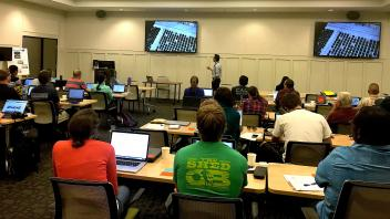 Drone Camp at UC Davis, July 2017